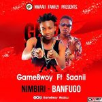 """another song qualified to be discribed as a banger from the cam of the Uwaai Family boss Gamebwoy Waaluu doing it together with Dagbong Saani titled """"Ninbiri Banfugo"""" download and feel the vibes."""